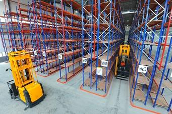 Современное складское хранение, что нового?