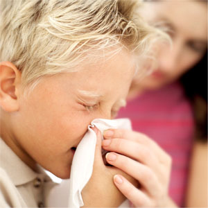 Аллергия и поллиноз у маленького ребенка