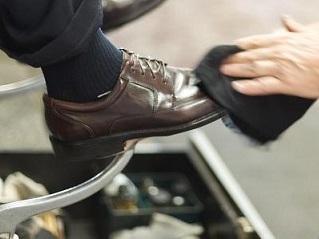 Регулярный уход за обувью