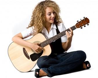 Преимущества интернет обучения на музыкальном инструменте