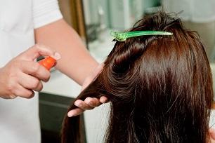 Как происходит лечение волос