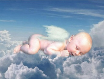 «Облака – белогривые лошадки». Украшаем интерьер детской комнаты.