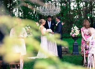 Основные принципы свадьбы в стиле Прованс