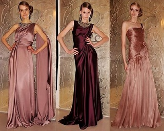 Немного о вечернем платье