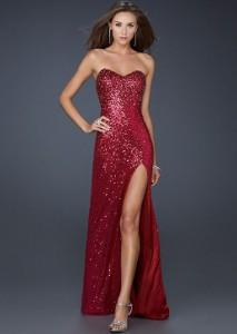 о вечернем платье