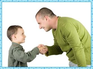 Прививаем вежливость с пелёнок