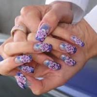 акрил и нарастить ногти