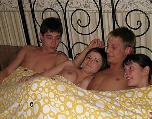Идеи группового секса