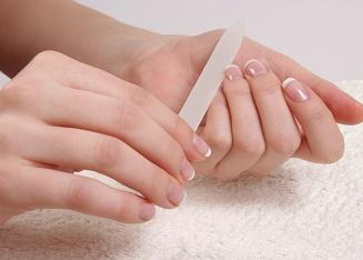 восстановить ногтевую пластину