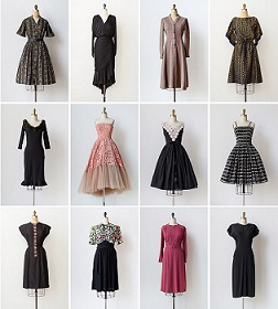 Экономия денег на платьях
