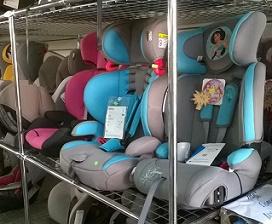 Безопасность, прежде всего: советы для использования детского автокресла