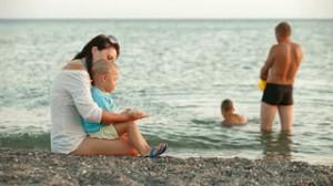 для детей на пляже