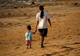 Меры предосторожности для детей на пляже