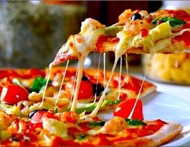 Пицца как основа хорошего вечера