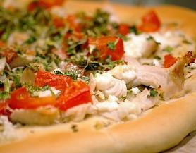 Пицца как основа хорошего вечера II