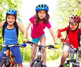 Основные советы для выбора велосипедного шлема для ребенка