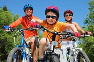 для выбора велосипедного шлема