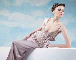 Вечерние платья 2014 года
