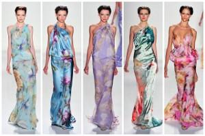Вечерние платья 2014