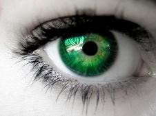 Тени для век для зеленых глаз