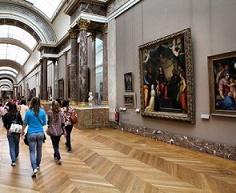 Самые популярные музеи мира