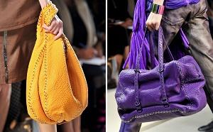 Типы женских сумочек