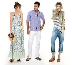 Популярные стили одежды 2014: Французский стиль