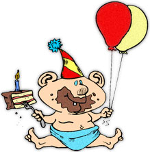 Поздравления с Днем рождения Андрею