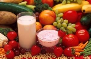 Компоненты здоровой диеты