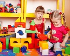 Игрушки для детей дошкольного и школьного возраста