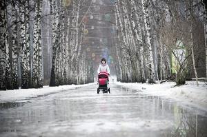 Парк Сокольники в Москве