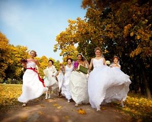 Парк Сокольники в Москве — лучшее место для свадебной фотосессии