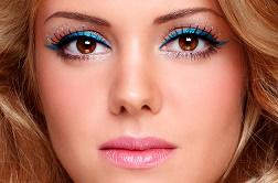 Выбираем карандаши для голубых глаз