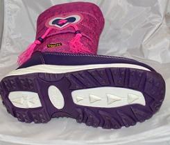 Детская мембранная обувь