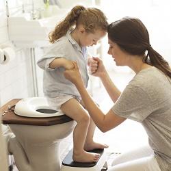 Ванная комната безопасная для вашего ребенка