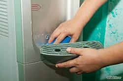 Как очистить кулер для воды