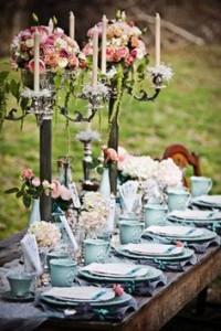 Идеи свадебных десертов