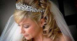 Как выбрать свадебную диадему