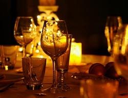 Идеи для вечерней свадьбы
