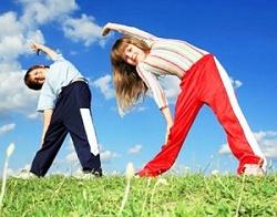 Важность физической активности для детей