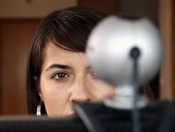 Знакомства через веб камеру