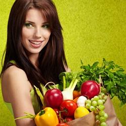 диета фруктово овощная