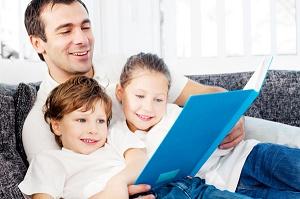 Зачем детям читать книги