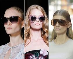 Брендовые очки солнцезащитные весна лето 2015 — II