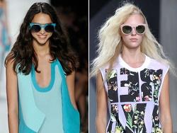 Брендовые очки солнцезащитные весна лето 2015 — III