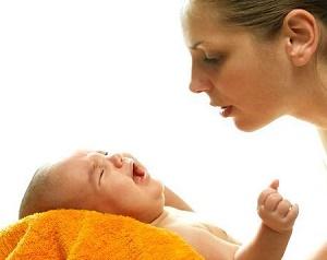 Колики у новорожденных симптомы