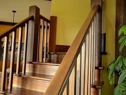 Цвета деревянных лестниц