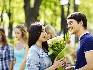 Первое свидание с парнем